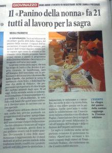 Gazzetta del Mezzogiorno 28-05